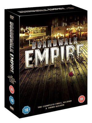Boardwalk Empire - Season 1-3 (DVD Boxset)