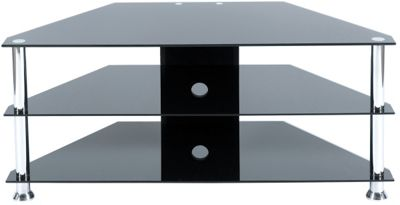 LEVV Universal Corner TV Stand For Up To 42 inch TVs