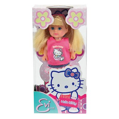 Hello Kitty Evi Doll