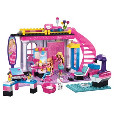 Mega Bloks Barbie Build N Style Beauty Salon