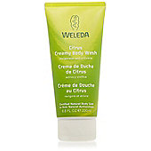 Weleda Citrus Creamy Body Wash - 200ml (Banded Pack)