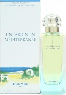 Hermès Un Jardin en Méditerranée Eau de Toilette (EDT) 100ml Spray