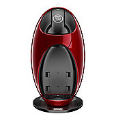 NESCAFE Dolce Gusto Jovia Manual Coffee Machine by DeLonghi - Red