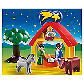 Playmobil 123 - Christmas Manger