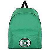 DC Comics Green Lantern Logo Backpack 14x41x31cm