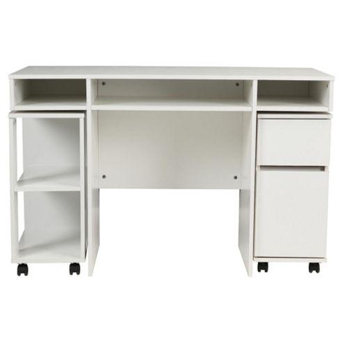 Studio Desk, White