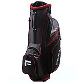 Forgan Of St Andrews Super Lightweight Golf Trolley Bag W/ 14 Club Dividers Red