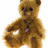 Charlie Bears Minimo Butterball 16cm Mohair Teddy Bear