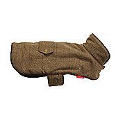 Brown Tweed Jacket - L
