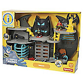 Imaginext New Batcave