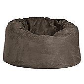 Lounge Lizard™ Giant Memory Foam Bean Bag Chair - Purple