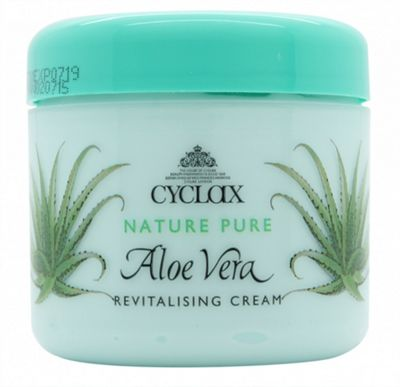 buy cyclax nature pure aloe vera revitalising cream 300ml from our body lotions oils range tesco. Black Bedroom Furniture Sets. Home Design Ideas
