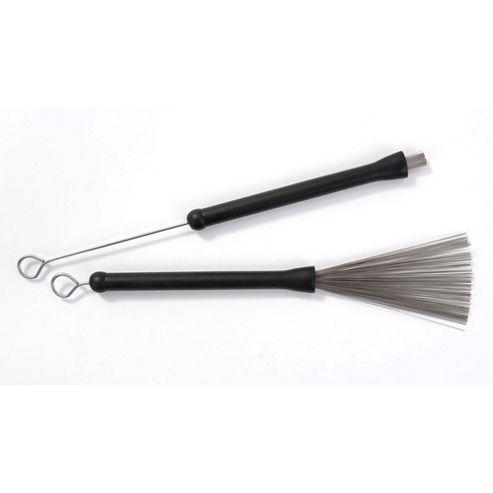Percussion Plus PP586 Wire Brushes (pair)
