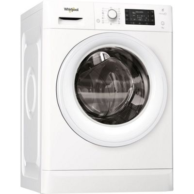 Whirlpool FWD91496W - 1400rpm Washing Machine 9kg Load, A+++ Energy Rating, White
