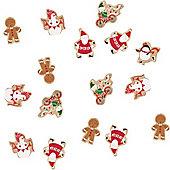 Santa and Friends Table Confetti - 14g