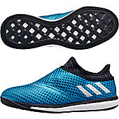 adidas Messi 16.1 Street / Indoor Football Trainers Blue / Night / Core Black - Blue