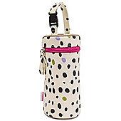 Pink Lining Bottle Holder (Dalmatian Fever)