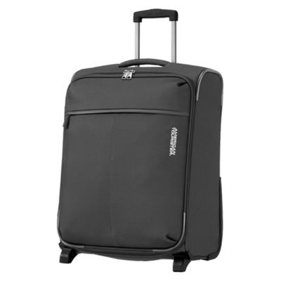 American Tourister Toulouse 2-Wheel Suitcase, Black Small