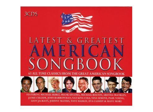 Latest & Greatest American Songbook