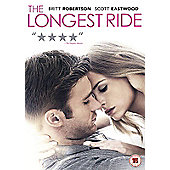 The Longest Ride DVD