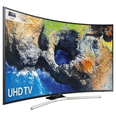Samsung UE49MU6220 49in MU6220 Curved 4K Ultra HD certified HDR Smart TV with TV Plus