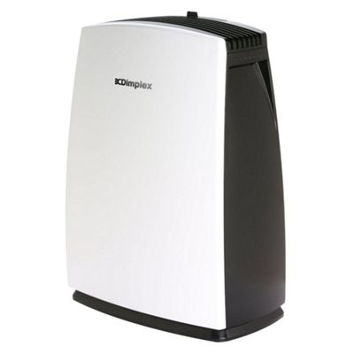 Dimplex DXDH16N 16L Designer Dehumidifier with Simple Controls