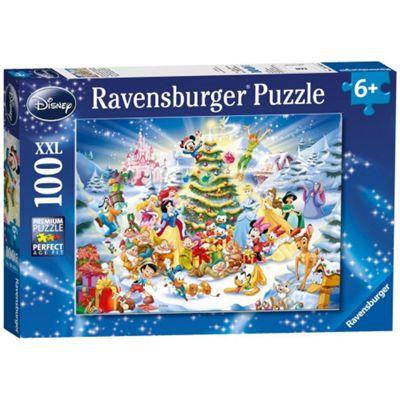 Ravensburger 100XXL Piece Puzzle Disney Christmas Eve