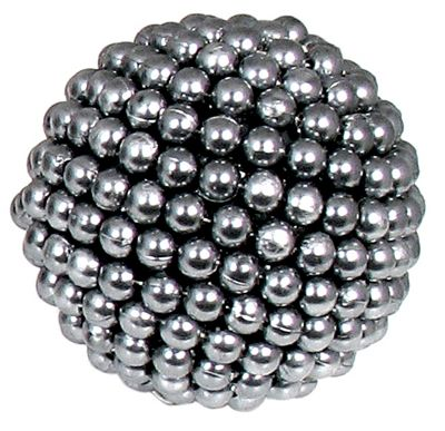 Gunmetal Pearl Ball (Small)