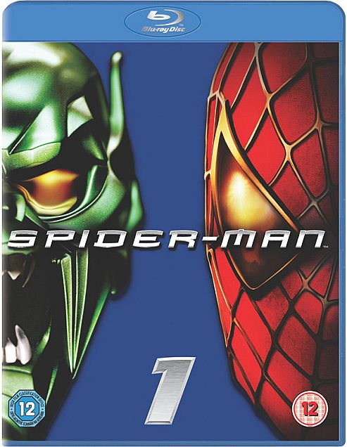 Spider-Man Trilogy (Blu-ray Boxset)