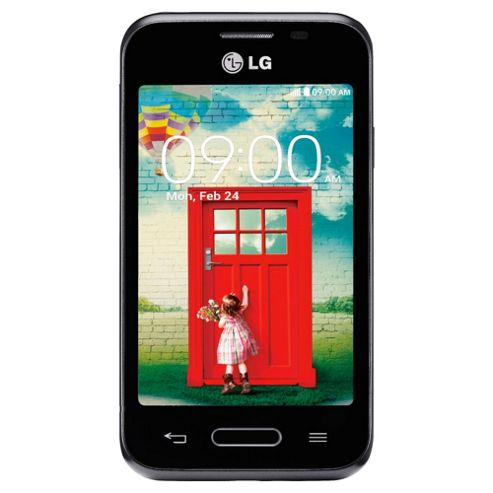 Tesco Mobile LG L40 Black