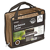 Gardman Large Barbecue Cover- Brown