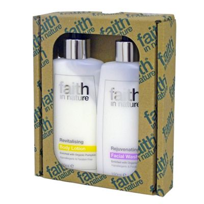 Faith in Nature Skin Care Box 150 ml