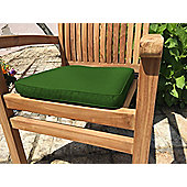 Large Seat Pad Forest Green