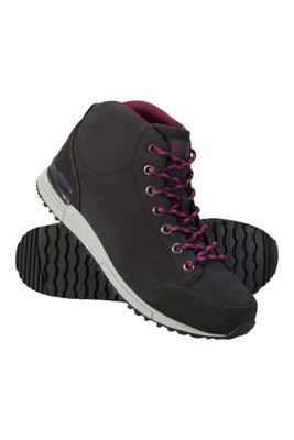 Mountain Warehouse Redwood Womens Waterproof Boots Breathable 100% Rubber