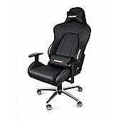 AK Racing Premium V2 Gaming Chair Black & Black