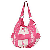 OBaby Pompom Changing Bag (Union Pink)