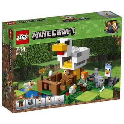 LEGO Minecraft He Chicken Coop 21140