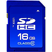 Transcend 16GB SDHC Class 10 SD card