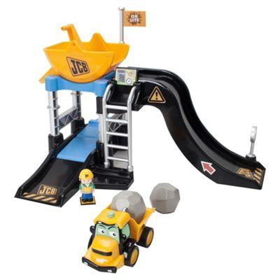 Golden Bear Toys JCB Rock Loader Playset