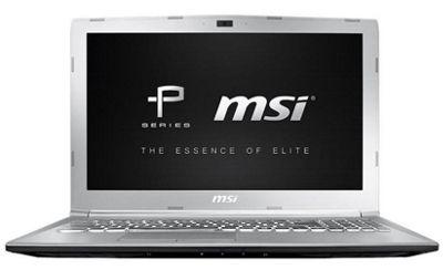 MSI PE62 7RD-2249UK 15.6