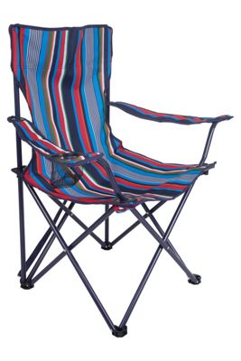 Mountain Warehouse Folding Chair - Patterned