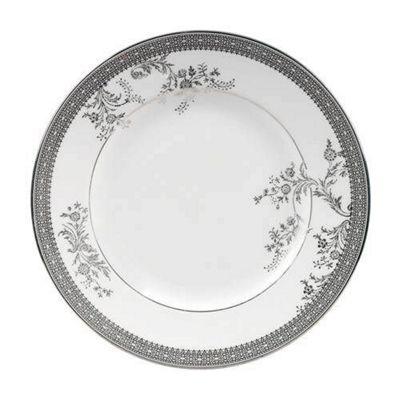 Wedgwood Vera Wang Lace Platinum Salad Plate 20cm
