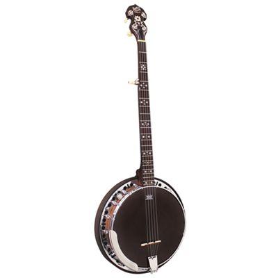 Barnes and Mullins Rathbone 5 String Electric Banjo