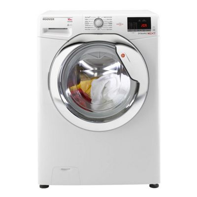 Hoover DXOC510C3 Washing Machine 10kg Load 1500rpm A+++ Energy Rating in White