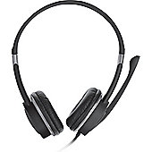 Trust Mauro 17591 Wired Stereo Headset - Over-the-head - Ear-cup