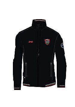 Hungaria RC Toulon Sweatshirt Full Zip Edition 16/17 - Black