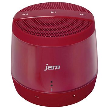 Jam Touch Rechargable wireless bluetooth Speaker - Red