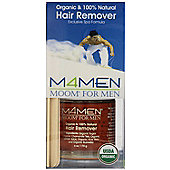 M4MEN Moom for Men 100% natural Organic Hair Remover
