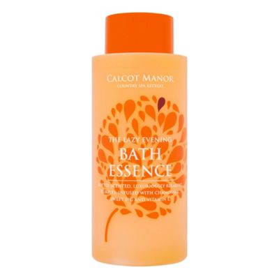 Calcot Manor  The Lazy Evening Bath Essence