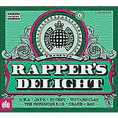 Rappers Delight (3CD)